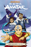 Avatar: The Last Airbender Volume 13 TPB - North and South Part One