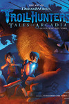 Art of DreamWorks Trollhunters: Tales of Arcadia HC