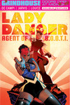 Grindhouse: Doors Open at Midnight Double Feature Volume 4 TPB - Lady Danger & Nebulina