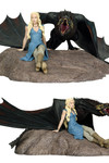 Game of Thrones Statue: Daenerys and Drogon Limited Edition