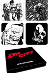 Sin City Coaster Set #2
