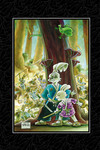 Usagi Yojimbo Saga Volume 4 Ltd. HC