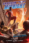 Captain Midnight Volume 6 TPB: Marked for Death-Reign of the Archon