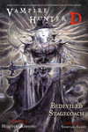 Vampire Hunter D Volume 26: Bedeviled Stagecoach (Novel)