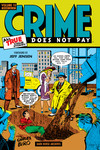 Crime Does Not Pay Archives Volume 10 HC