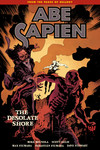 Abe Sapien Volume 8: The Desolate Shore TPB