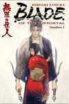 Blade of the Immortal Omnibus Volume 1 TPB