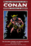 Chronicles of Conan Volume 32: The Second Coming of Shuma-Gorath and Other Stories TPB