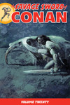 The Savage Sword of Conan Volume 20 TPB