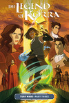 Legend of Korra: Turf Wars Part Three TPB