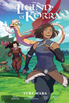 Legend of Korra: Turf Wars Library Edition HC