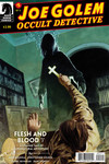 Joe Golem: Occult Detective - Flesh and Blood #2