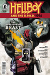Hellboy and the B.P.R.D.: 1954 - The Unreasoning Beast #1