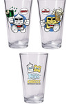 16. Milk & Cheese Boxed Pint Glass Set