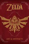 Legend of Zelda: Art & Artifacts HC
