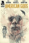 American Gods: Shadows #2 (David Mack Variant)