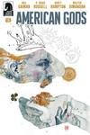 American Gods: Shadows #3 (David Mack Variant)