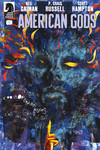 American Gods: Shadows #8 (David Mack Variant)