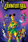 Quantum Age: From the World of Black Hammer #4 (Brendan McCarthy Variant Cover)
