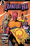 Quantum Age: From the World of Black Hammer #6 (Jeff Lemire Variant Cover)