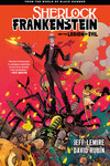 Sherlock Frankenstein & the Legion of Evil: From the World of Black Hammer TPB