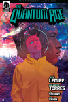 Quantum Age: From the World of Black Hammer #1 (Christian Ward Variant Cover)