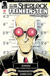 Sherlock Frankenstein & the Legion of Evil: From the World of Black Hammer #4 (Jeff Lemire Variant)