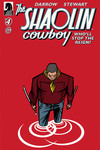 Shaolin Cowboy: Who'll Stop the Reign? #4 (Genndy Tartakovsky Variant Cover)