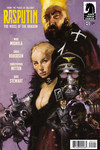 Rasputin: The Voice of the Dragon #2 (Greg Manchess Variant Cover)