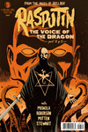 Rasputin: The Voice of the Dragon #3 (Francesco Francavilla Variant Cover)