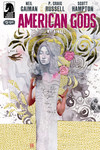 American Gods: My Ainsel #3 (David Mack Variant Cover)