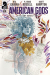 American Gods: My Ainsel #7 (David Mack Variant Cover)