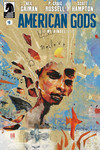 American Gods: My Ainsel #8 (David Mack Variant Cover)