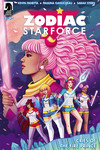 Zodiac Starforce: Cries of the Fire Prince #1 (Jen Bartel Variant)