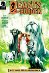 Beasts of Burden: Wise Dogs and Eldritch Men #1 (Rafael Albuquerque Variant Cover)