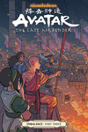 Avatar: The Last Airbender--Imbalance Part Three TPB