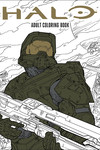 Halo Adult Coloring Book TPB