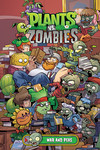 Plants vs. Zombies Volume 11: War and Peas HC