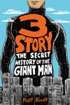 3 Story: The Secret History of the Giant Man TPB (Expanded Edition)