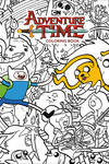 Adventure Time Coloring Book Volume 1 TPB