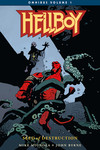 Hellboy Omnibus Volume 1: Seed of Destruction TPB