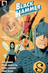 Black Hammer: Age of Doom #2 (Jeff Lemire Variant Cover)