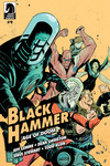 Black Hammer: Age of Doom #9 (Sanford Greene Variant Cover)