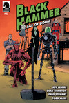 Black Hammer: Age of Doom #12 (Paul Pope Variant Cover)