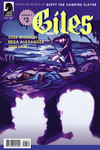 Buffy Season Eleven: Giles #3 (Arielle Jovellanos Variant Cover)
