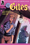 Buffy Season Eleven: Giles #4 (Arielle Jovellanos Variant Cover)