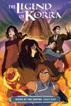 9. The Legend of Korra: Ruins of the Empire Part One TPB