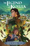 Legend of Korra: Ruins of the Empire Part Two TPB