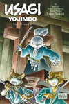 Usagi Yojimbo Volume 33: The Hidden TPB