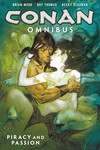 Conan Omnibus Volume 5: Piracy and Passion TPB